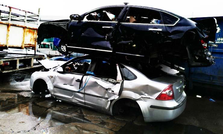 Wreck my junk car adeladie
